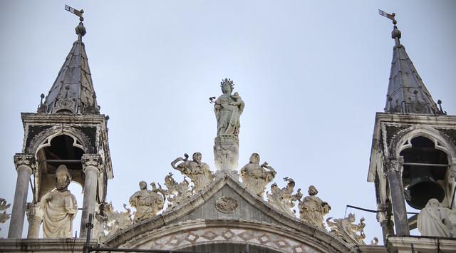 Basilica di San Marco - detail