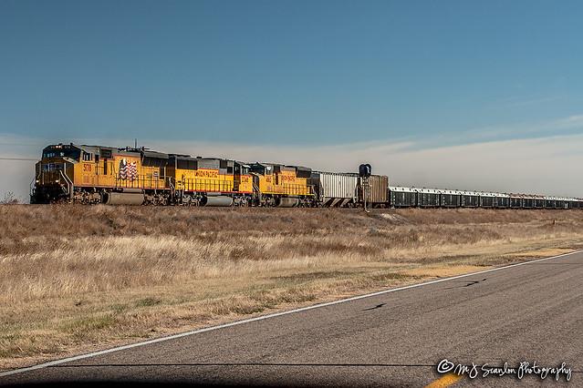 UP 5178 | EMD SD70M |  UP Sidney Subdivision