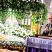 На парафії Св. Параскеви у Шклі гріб виконано у формі величного бальдахина
