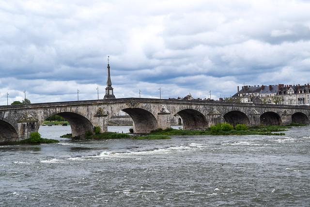 River Loire, Blois #loire #france #travel