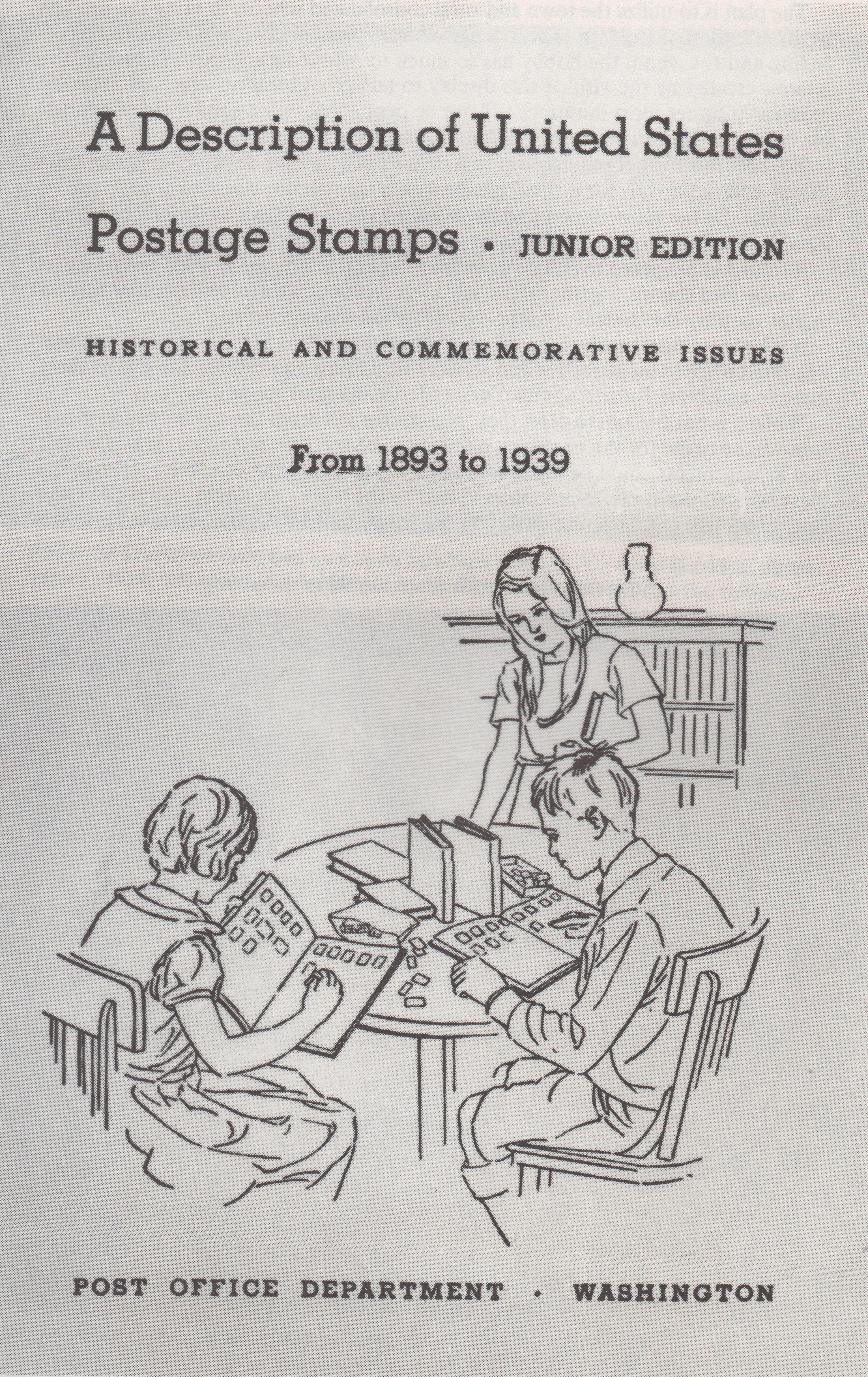 Front cover of the third printing of