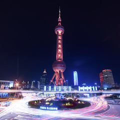 [shanghai] the tower and the lights