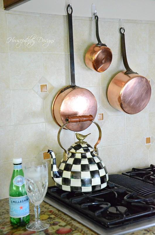 MacKenzie-Childs Teapot-Housepitality Designs