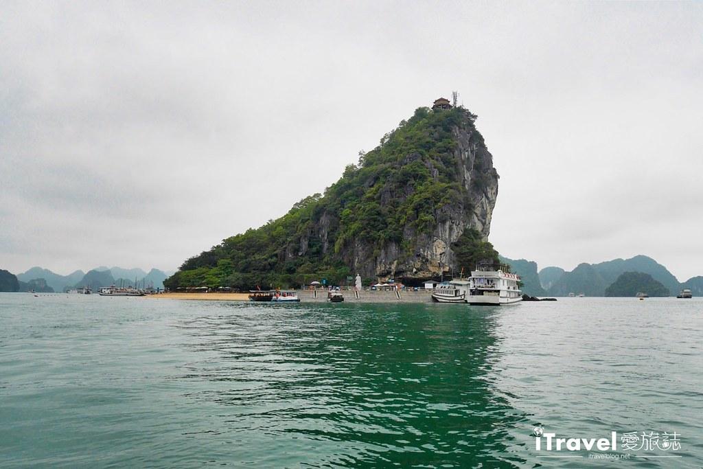 越南下龙湾天堂岛 (7)