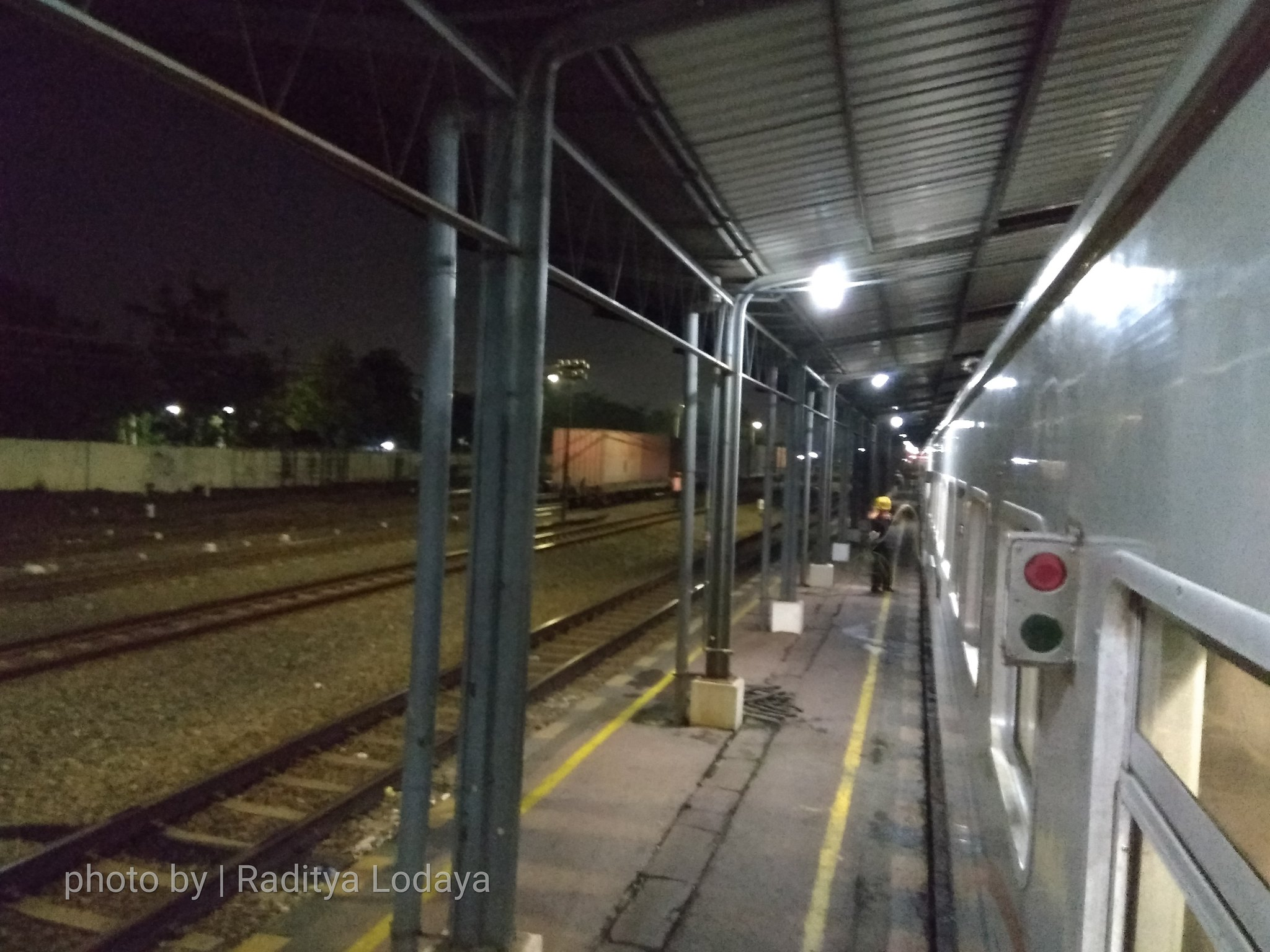 18 TRIP REPORT KERETA API JAYABAYA 3(TEGAL CEPU) - STASIUN SEMARANG PONCOL 2
