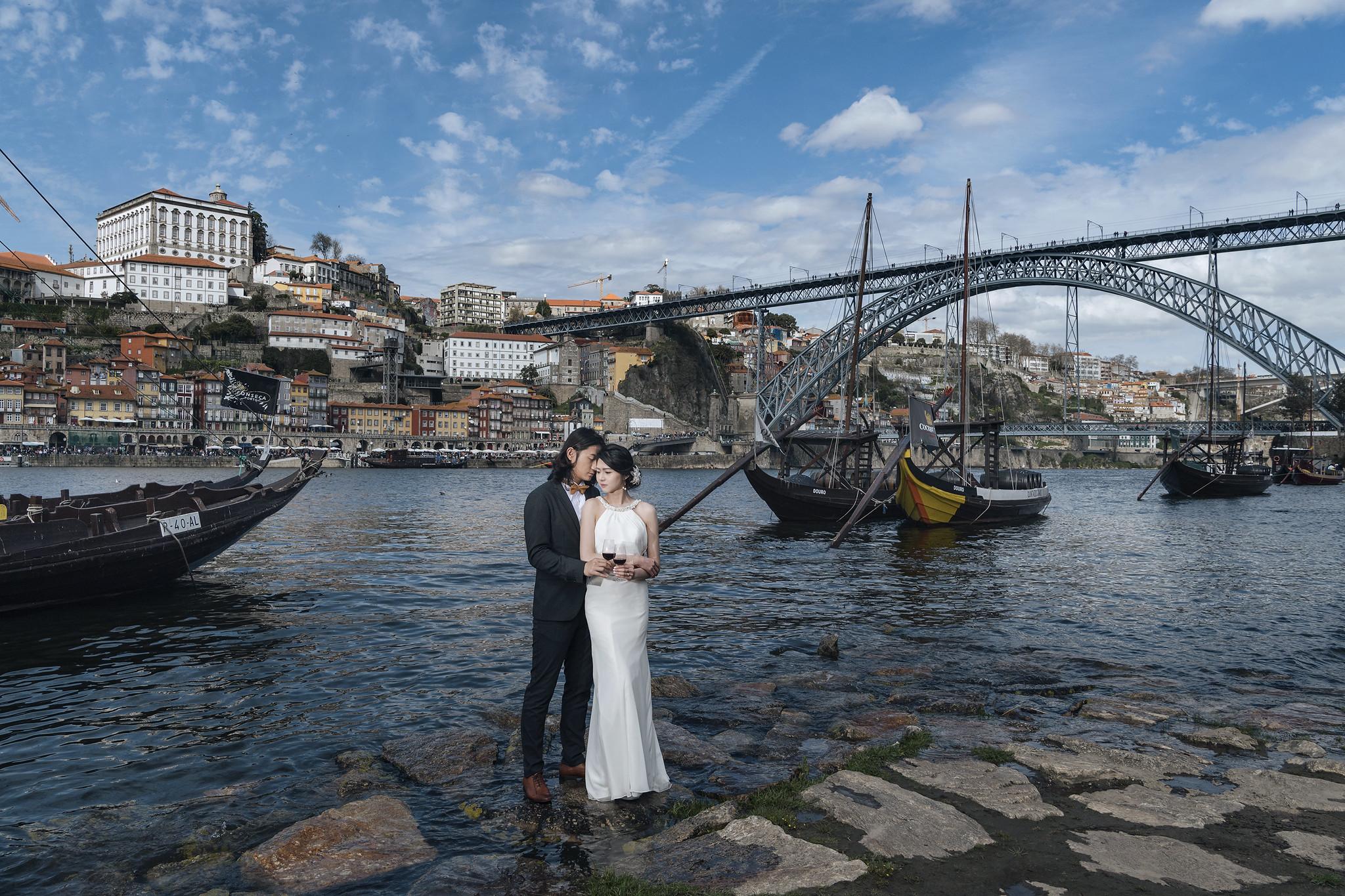 波多婚紗, 海外婚紗, 斗羅河, Porto, Donfer, EW, EASTERNWEDDING