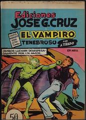 El Vampiro Tenebroso Mexico