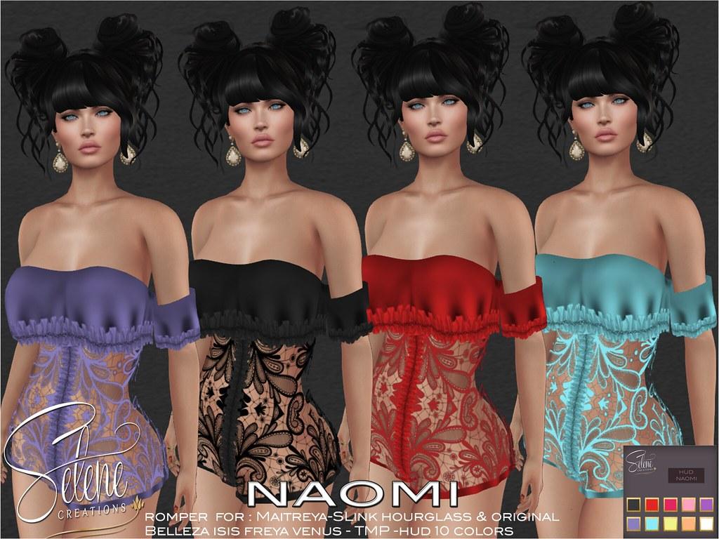 NAOMI - TeleportHub.com Live!