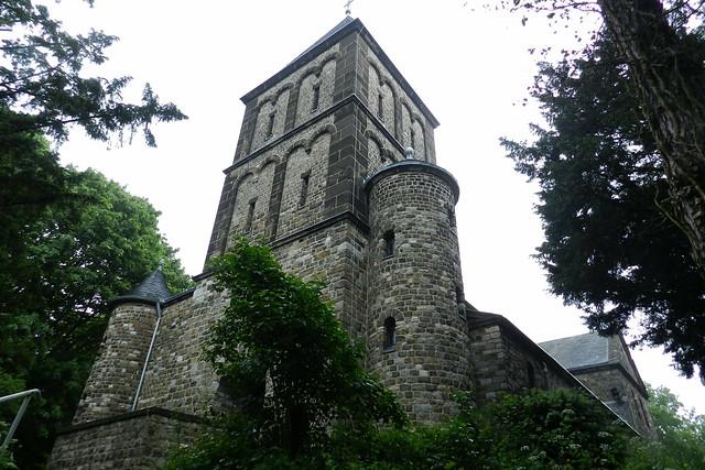 2014-05-27 Salvatorkirche in Aachen