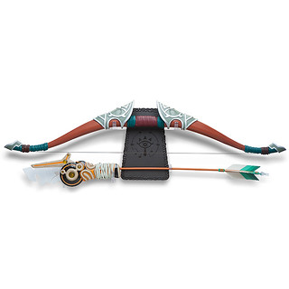 Gear Up for a Return to Hyrule with the Breath of the Wild Bow and Arrow Replica Set!
