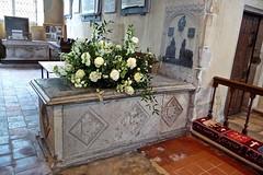 Biddenden, Kent, All Saints Church - Monumental Brasses.