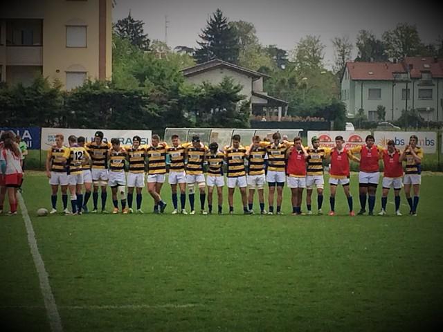 UNDER 18 - Stagione 2017/18 - RPFC vs Pesaro (Foto Bianconcini)