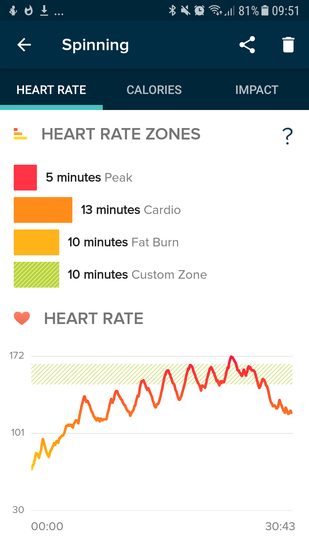 heart rate monitor | the accidental randonneur