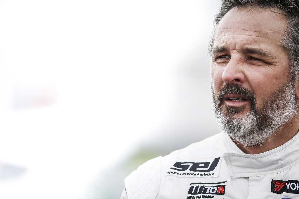 MULLER Yvan (FRA), YMR, Hyundai i30 N TCR, portrait during the 2018 FIA WTCR World Touring Car cup of Nurburgring, Germany from May 10 to 12 - Photo Francois Flamand / DPPI