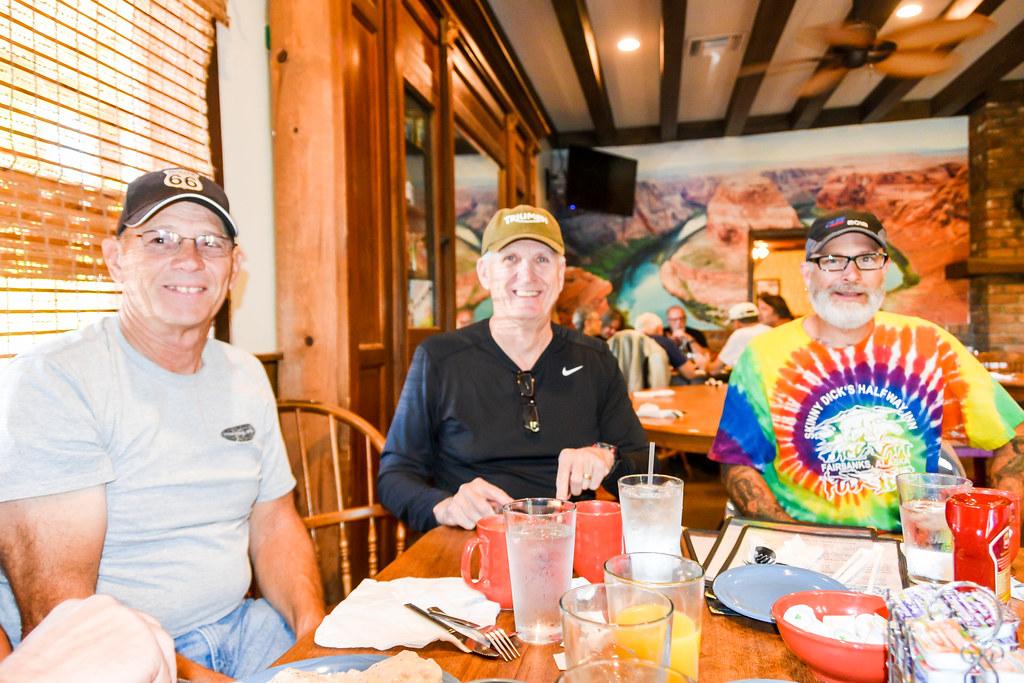 2018-05-13 2nd Sunday Breakfast @ Rock Springs Café