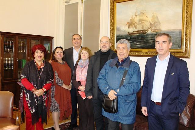ANEF con Senador Bianchi (17-05-2018)