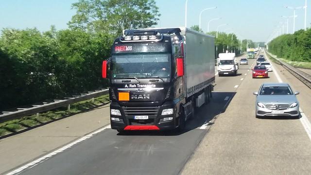MAN TGX XXL VI 18.500 Redlion 500 BLS - A. Reh Transporte GmbH Kaiserslautern, Deutschland