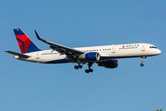 N707TW Delta Air Lines B757-2Q8 (JFK)