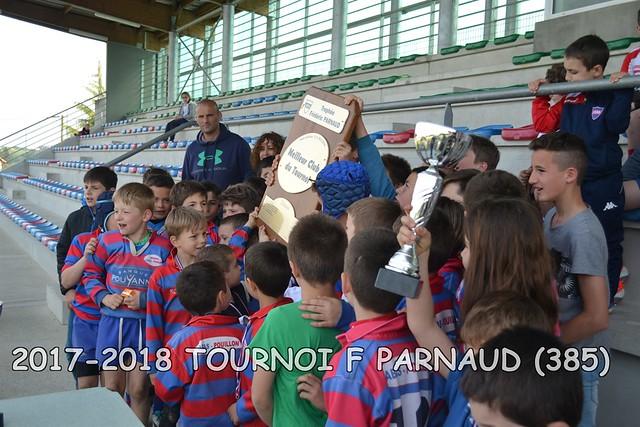 2017-2018 TOURNOI FRED PARNAUD