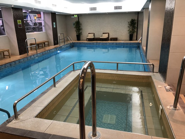 Marriott London Marble Arch - Spa