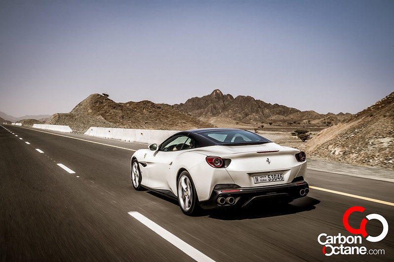 2018 ferrari portofino first drive review dubai uae carbonoctane 3