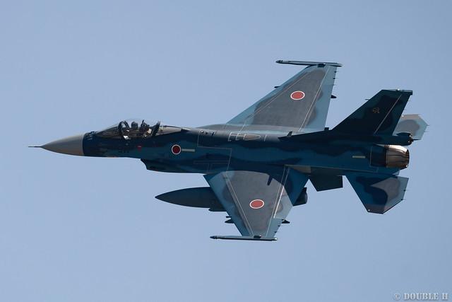 Iwakuni FD 2018 (29) JASDF 8SQ F-2 #511