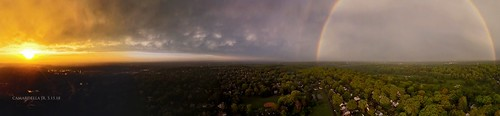 After The Storm 180º Panorama - 5.15.18
