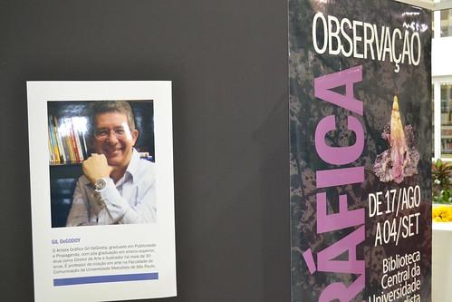 Exposição Observação Gráfica 2012 NAC