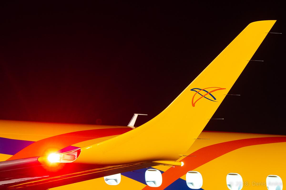 Embraer Саратовские Авиалинии Ivolga Airlines фото 2