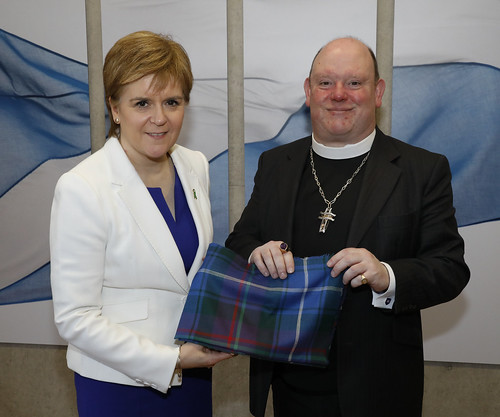 First Minister meets the Moderator of the General Assembly of the Church of Scotland