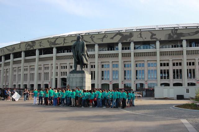 Legado da URSS, palco da final da Copa quase foi demolido por pressão da FIFA