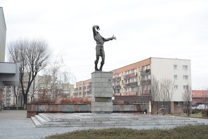Pomnik Bohaterskich Harcerzy Chorzowa