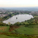 Yeadon Tarn from a Jet2 757-200