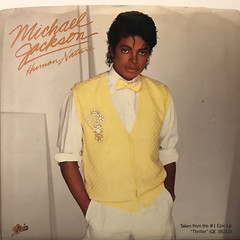 MICHAEL JACKSON:HUMAN NATURE(JACKET A)