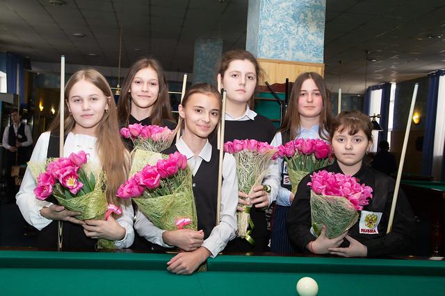 Открытый кубок города Ростова-на-Дону на приз Г.И. Анфимиади (день 1)