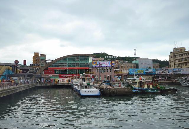 taiwan northern coast keelung