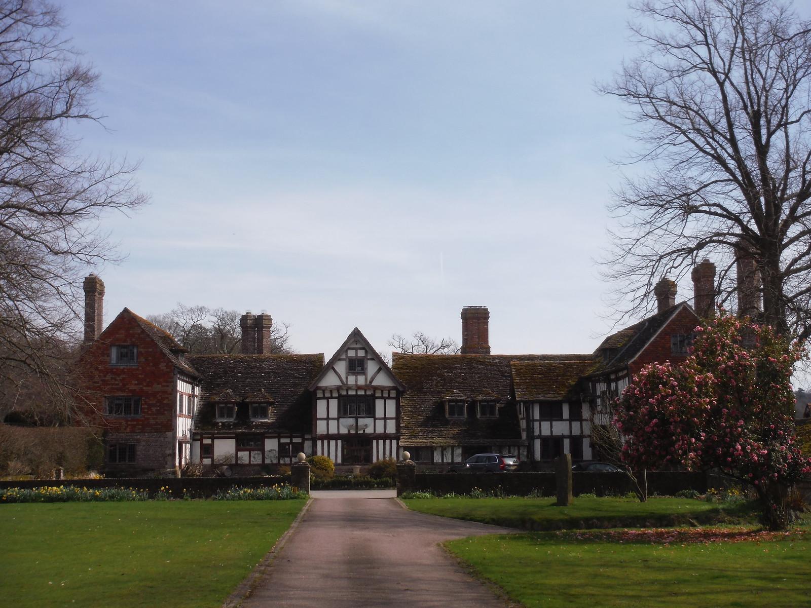 Broadhurst Manor SWC Walk 27 - East Grinstead to Wivelsfield or Sheffield Park