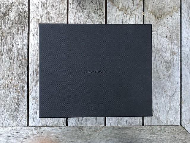 Blancpain FF Bathyscaphe - box