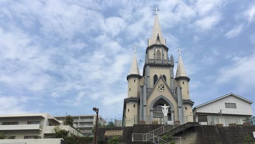 佐世保市 カトリック三浦町教会