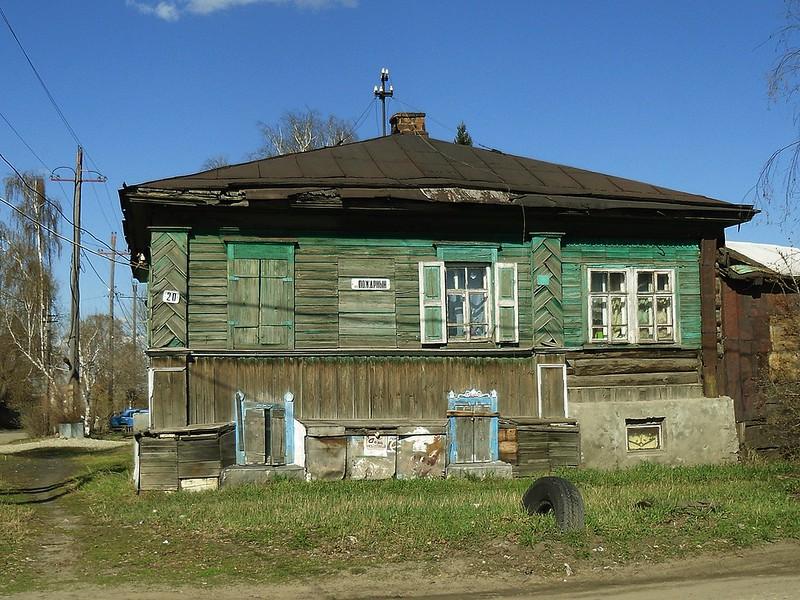 Барнаул, улица Аванесова № 39.