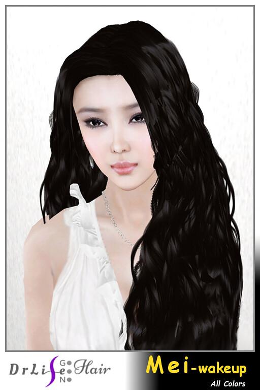 DrLifeGen3Hair Mei-wakeup - TeleportHub.com Live!