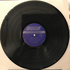 BLOODSTONE:NATURAL HIGH(RECORD SIDE-B)