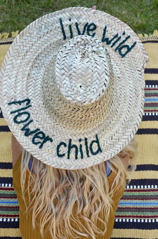 live wild flower child
