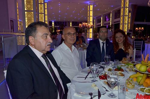 Necati Kılıç, Mehmet Aşık, Güray Tuna, Emine Tuna.