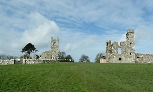 Slane Abbey, Hill of Slane - County Meath RoI