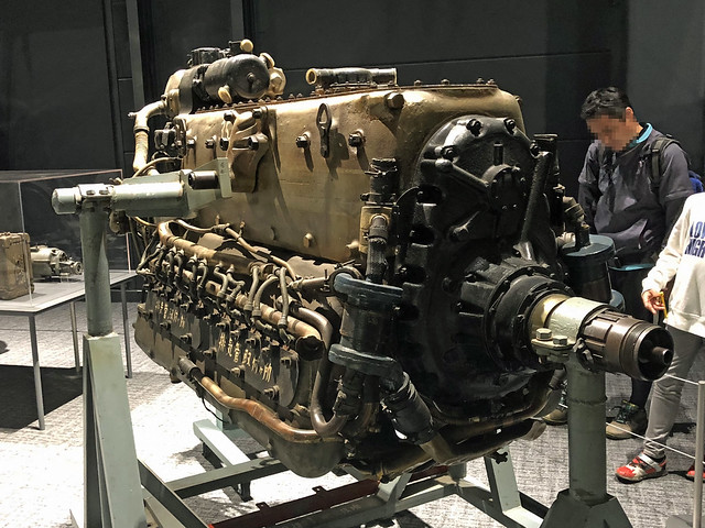 三式戦 飛燕 ハ140エンジン IMG_0149_2