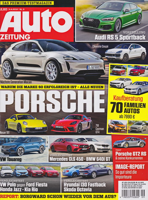 Auto Zeitung 9/2018