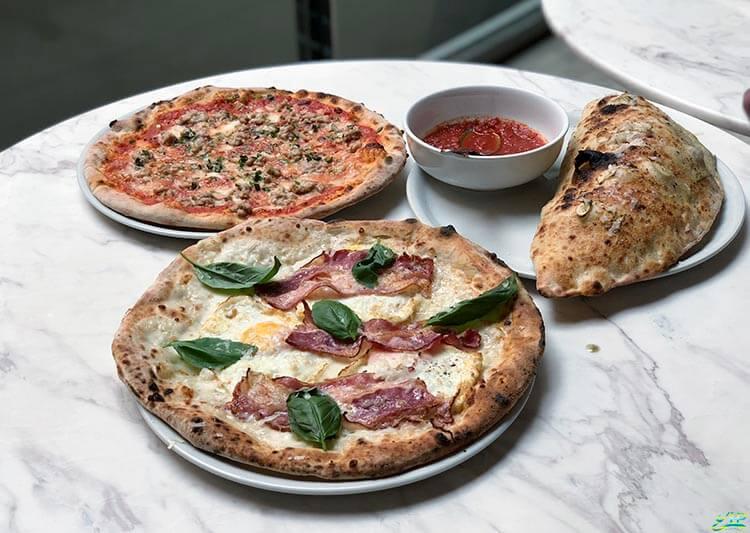 Motorino Pizzas