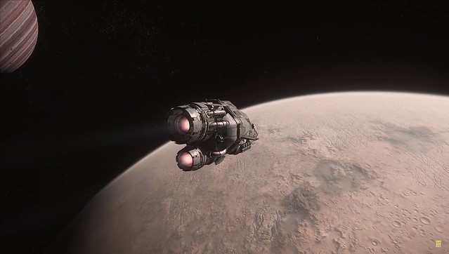 Star Citizen - Orbital Thrusters