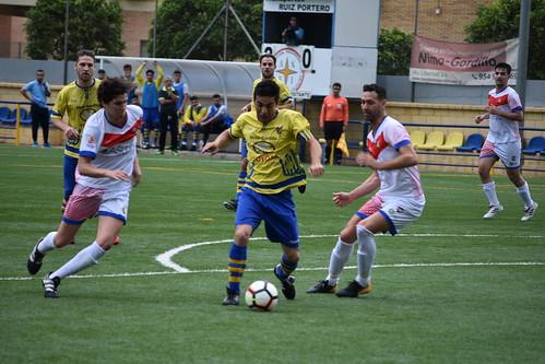 Fútbol 1º Andaluza PD Rociera y Morón C.F.